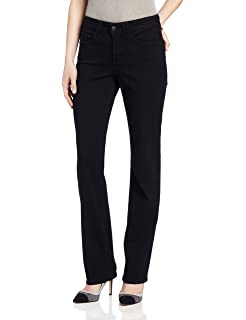 64dcbcaa5b Amazon.com  NYDJ Women s Petite Size Izzie Capri Jeans with ...