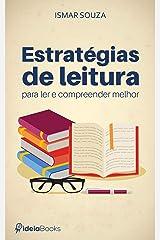Estratégias de leitura para ler e compreender melhor eBook Kindle