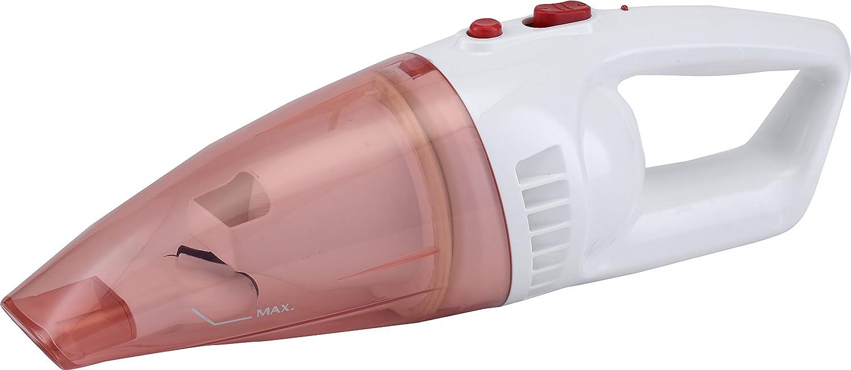 Inal/ámbrico Recargable SILVANO Aspirador port/átil de Mano V/álido para para seco y Mojado
