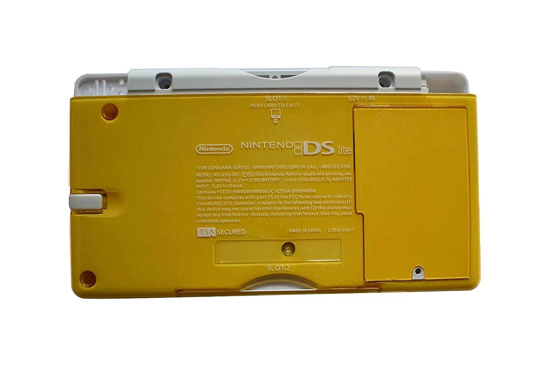 Nintendo DS Lite - Carcasa para consola de Nintendo DS ...