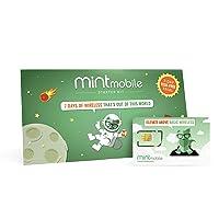 Deals on Mint Mobile Starter Kit w/Talk Text & Data Plans