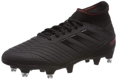 innovative design 2d11d cd585 adidas Men s Predator 19.3 Sg Football Boots Multicolour (Multicolor 000) 6  UK