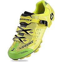SIDEBIKE Zapatillas de MTB - Zapatillas Unisex Suelas de Carbono