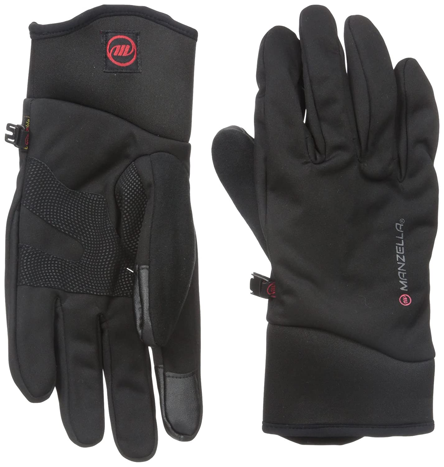 Manzella Mens All Elements 3.0 Touch Tip Gloves