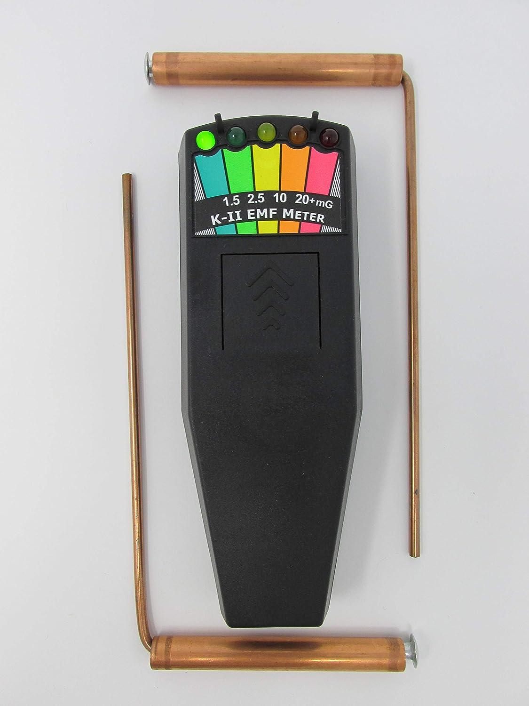 K2 EMF Meter y Mini varillas de radiestesia: Amazon.es: Bricolaje y herramientas