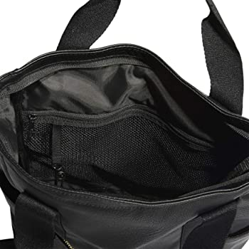 8ad805e3 Originals Premium Tote Backpack, Black/Gold Lurex, One Size
