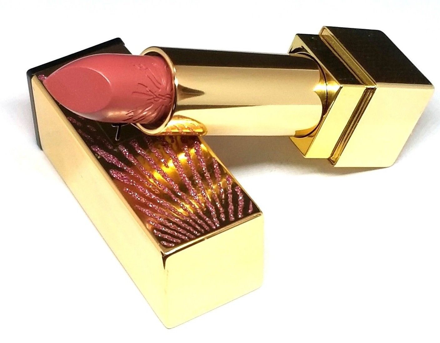 Yves Saint Laurent Rouge Pur Couture Lipstick .13 oz - Le Nu 70 (Dazzling Light Edition)
