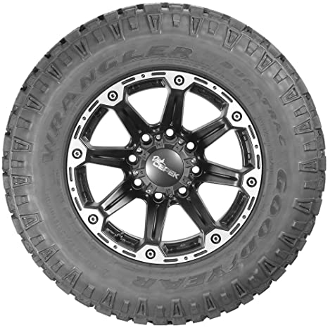 Amazon Com Goodyear Wrangler Duratrac Traction Radial Tire