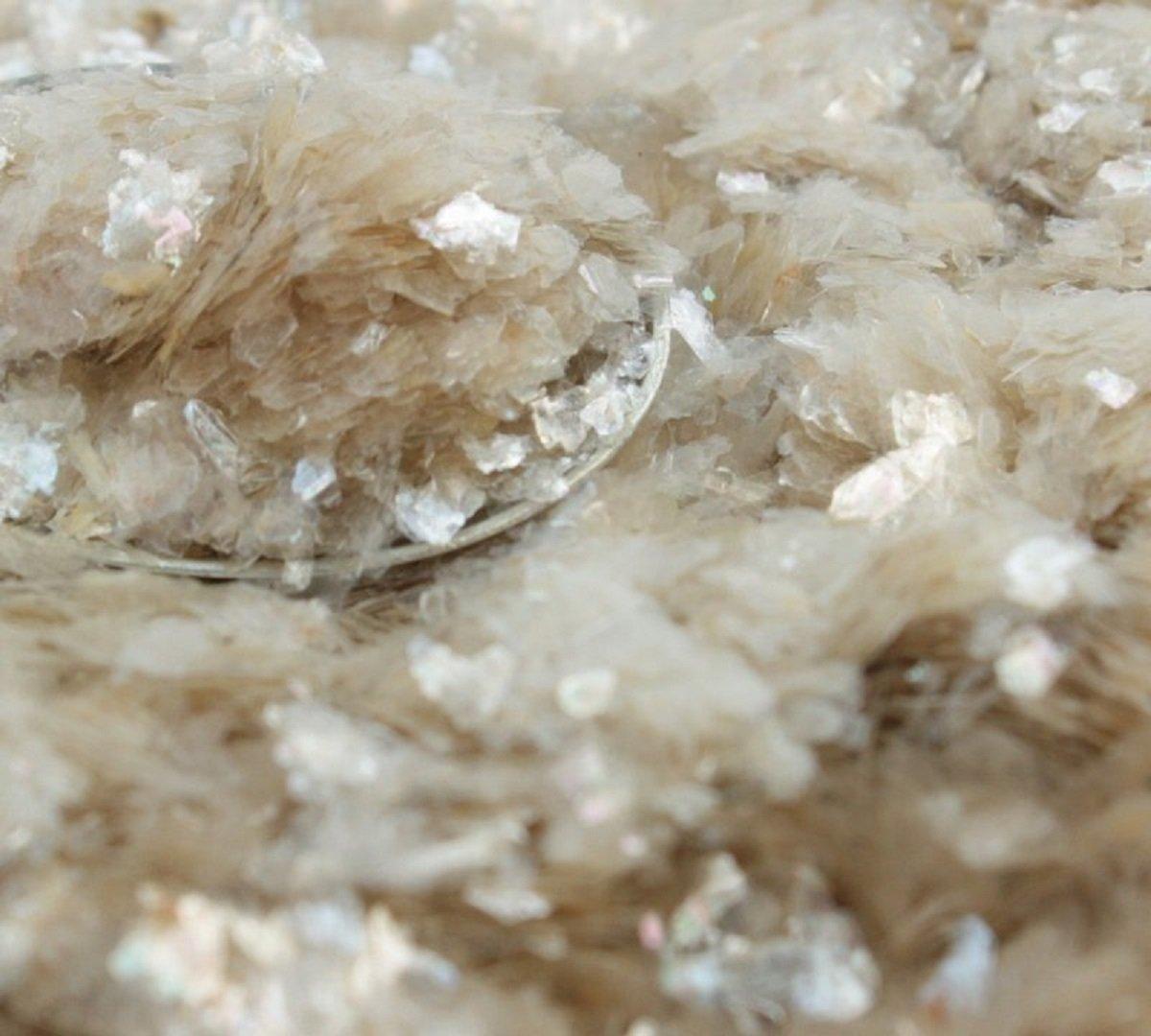 Meyer Imports Natural Mica - Brown - Natural Tan - 4 oz - #311-4010