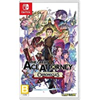 The Great Ace Attorney Chronicles - Nintendo Switch - Standard Edition