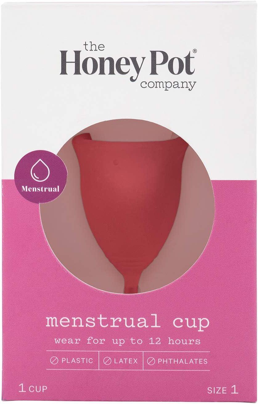 The Honey Pot Company - Copa Menstrual Talla 1-1 taza (s)