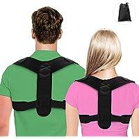Posture Corrector for Men and Women - OAPRIRE Adjustable Upper Back Posture Brace for Clavicle Support and Providing…