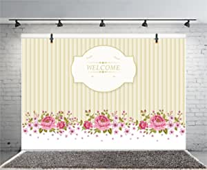 Levoo Ceremony Party Background Banner Photography Studio Birthday Family Party Holiday Celebration Romantic Wedding Photography Backdrop Home Decoration Customizable Words 3x5ft,sxy137