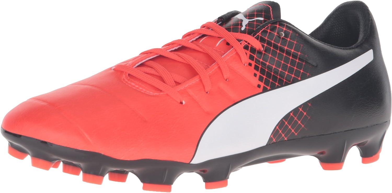 navegador expedido Escuela de posgrado  Amazon.com | PUMA Men's Evopower 3.3 Tricks AG Soccer Shoe | Soccer