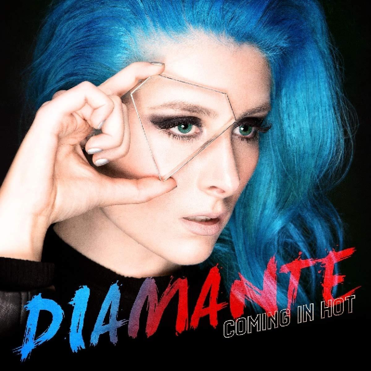 Vinilo : Diamante - Coming In Hot (LP Vinyl)