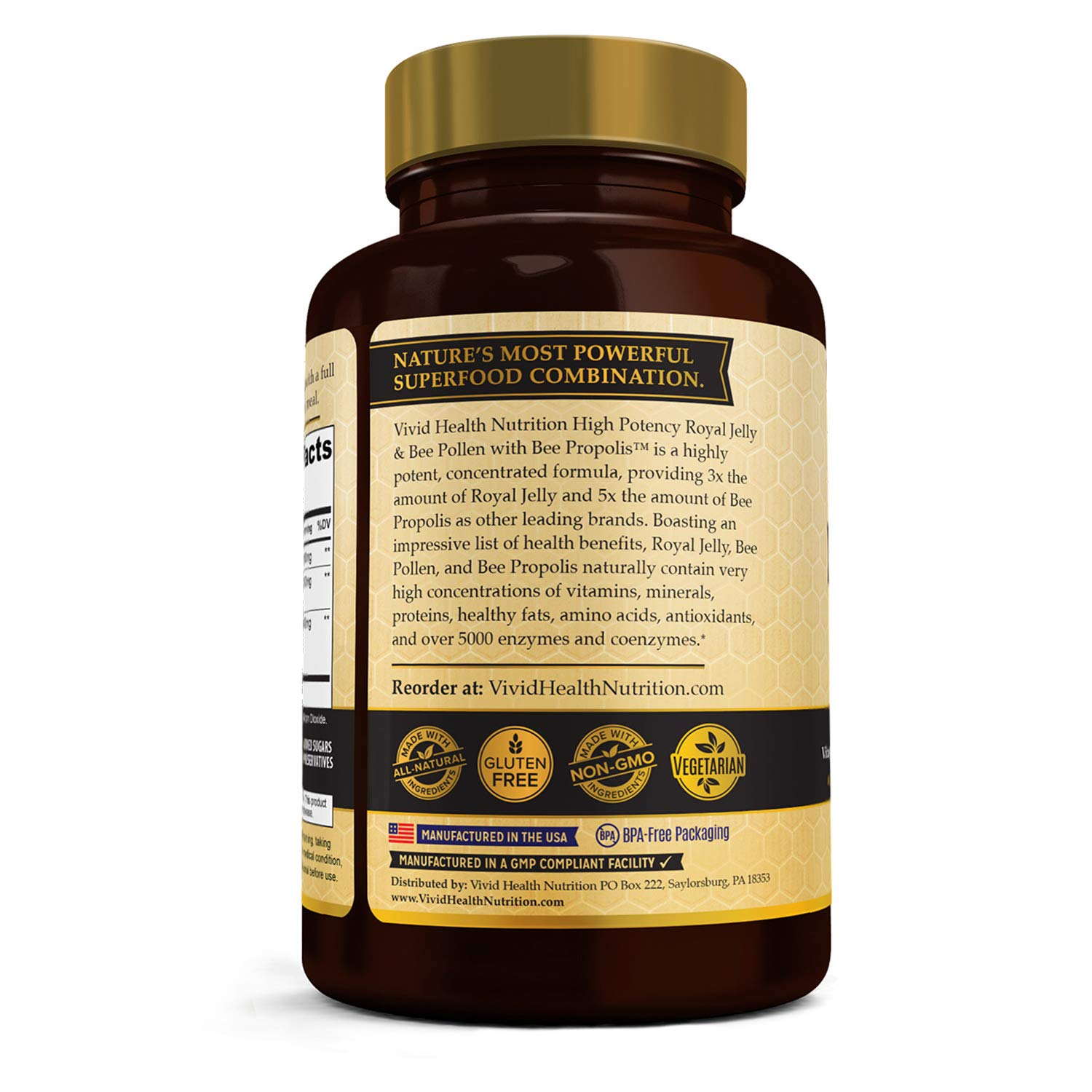 Gifts of nature in the service of our health. Royal Jelly: Beneficial Properties