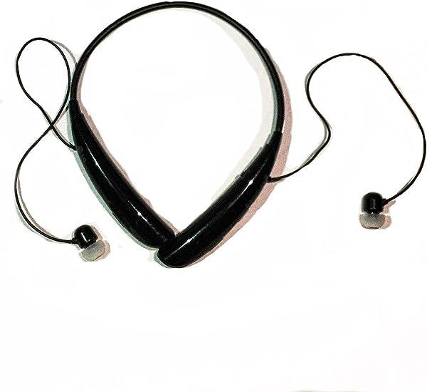 Amazon Com Lg Electronics Tone Pro Bluetooth Stereo Headset Retail Packaging Black Lg