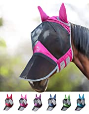 Harrison Howard CareMaster Pro Luminous Fly Mask Full Face