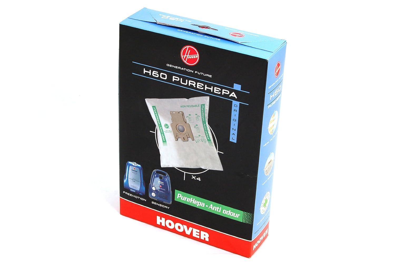 Hoover 35600392 - Sacchetti H60 PureHepa per aspirapolvere