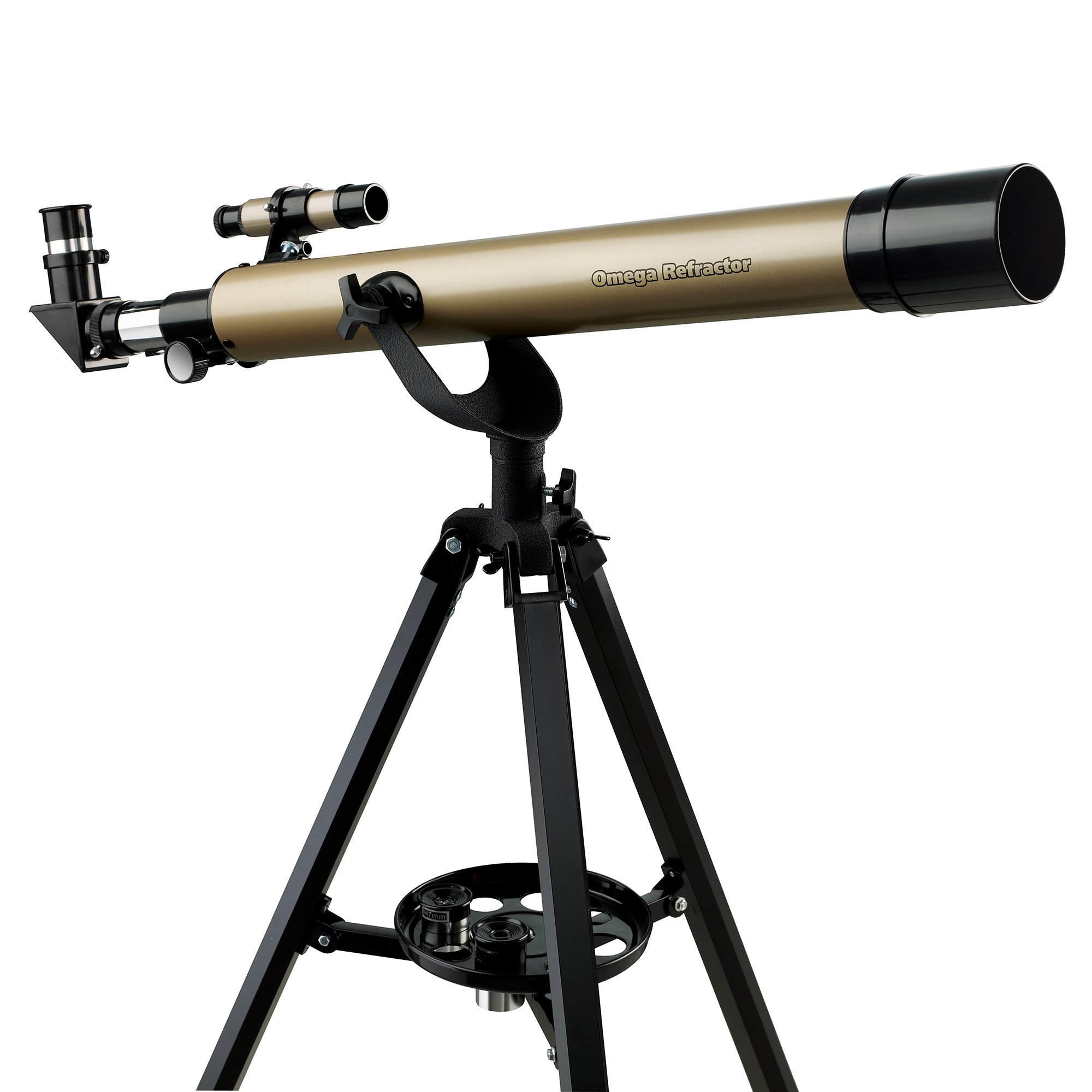 Educational Insights GeoSafari Omega Refractor Telescope, Supports STEM Learning, Ages 6 and Up by Educational Insights