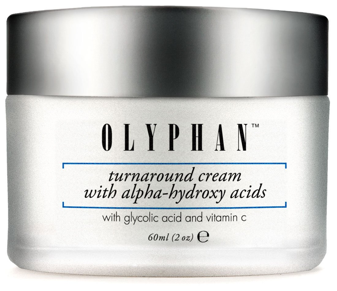 Alpha Hydroxy Acid Cream for Face. Best Alpha Hydroxy Acid Exfoliating Face Moisturizer and Anti-Aging Cream with AHA for Acne Prone Skin; Day and Night Natural Exfoliator for Women and Men.