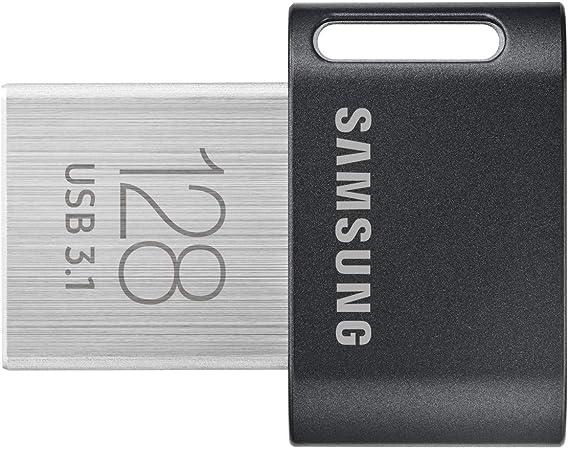 Samsung Muf 128ab Eu Fit Plus 128 Gb Typ A Usb 3 1 Computer Zubehör