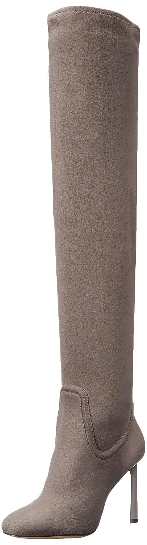 Nine West Wohommes Uptowngrl Uptowngrl Fabric Combat démarrage, gris, 6 M US  choix à bas prix