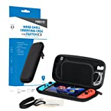 Nintendo Switch Carrying Case Touch Pouch EVA Travel Shell Case for Nintendo Switch By Mibote