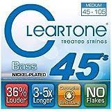 Cleartone Medium Bass .045-.105 Strings