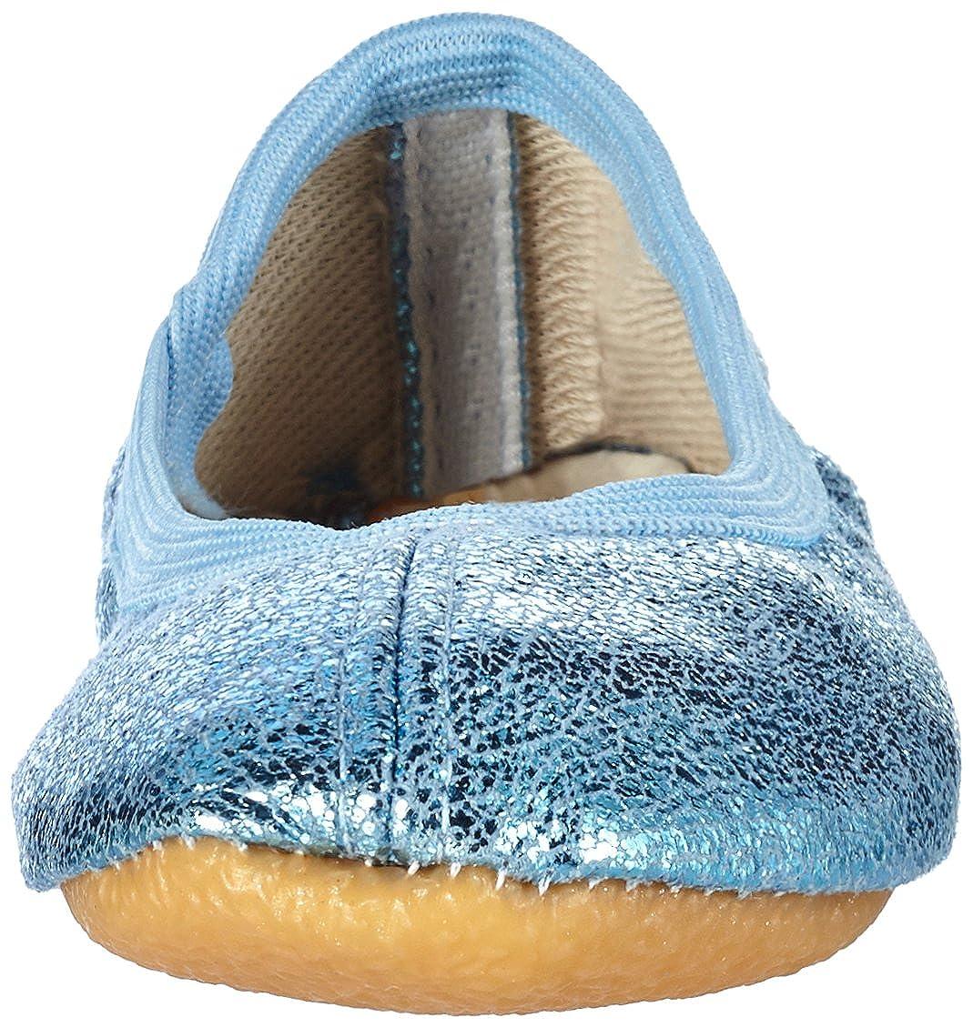 Beck Basic, Zapatillas de Gimnasia para Niñas, Azul (Hellblau 04), 26 EU