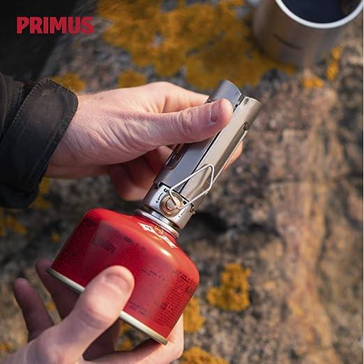 Primus Fire Stick Hornillo, Unisex Adulto, Rojo, Talla única