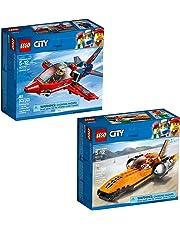 LEGO City Great Vehicles City Great Vehicles Bundle Building Kit (165 Piece)