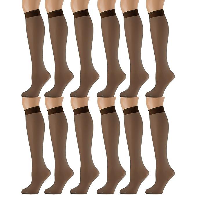 Amazon.com: 12 pares de calcetines Excell pantalones para ...