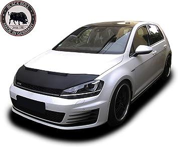 Steinschlagschutz Black Bull Made In Germany Kompatibel Mit Golf 7 Clean Tuning Haubenbra Automaske Car Bra Front Mask Cover Neu Auto