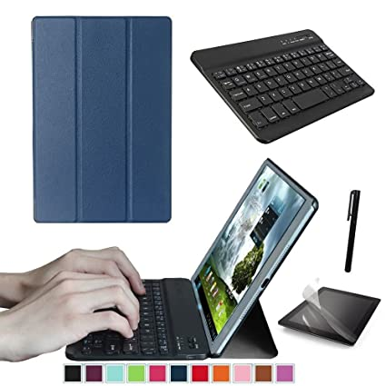 """Starter Kit Samsung Galaxy Tab E 9.6"""" T560 T561 Tablet Smart Case, Case with"""
