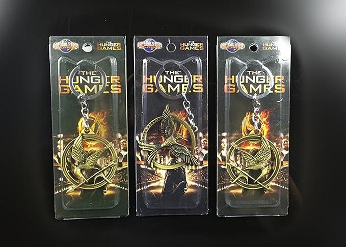 ok-store los juegos del hambre película Sinsajo 3d llavero ...