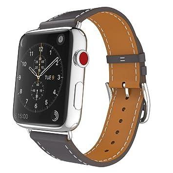 MoKo Correa para Apple Watch SERIES 2 / 1 42mm: Amazon.es: Electrónica