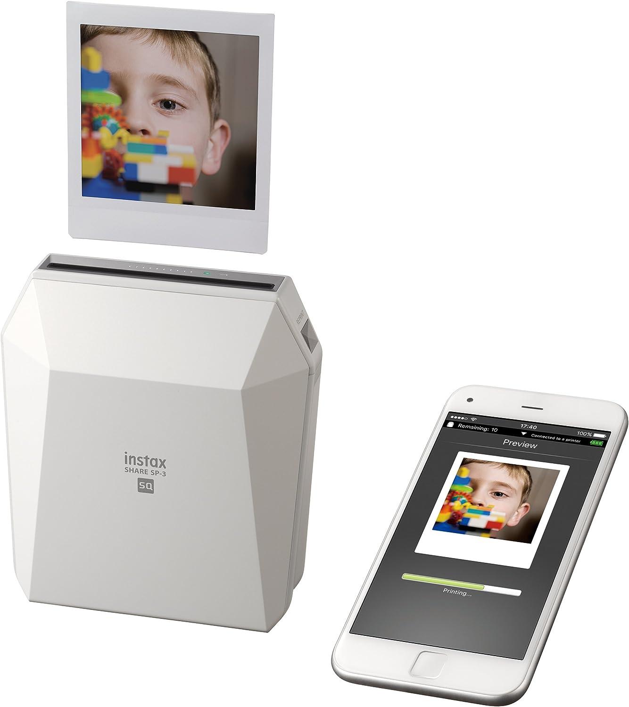 Amazon.com: Fujifilm Instax SP-3 impresora móvil: Camera & Photo