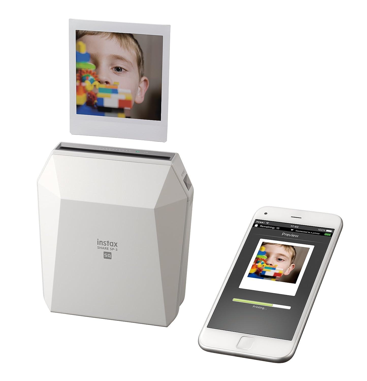 Fujifilm Instax SP-3 funda para impresora: Amazon.es ...