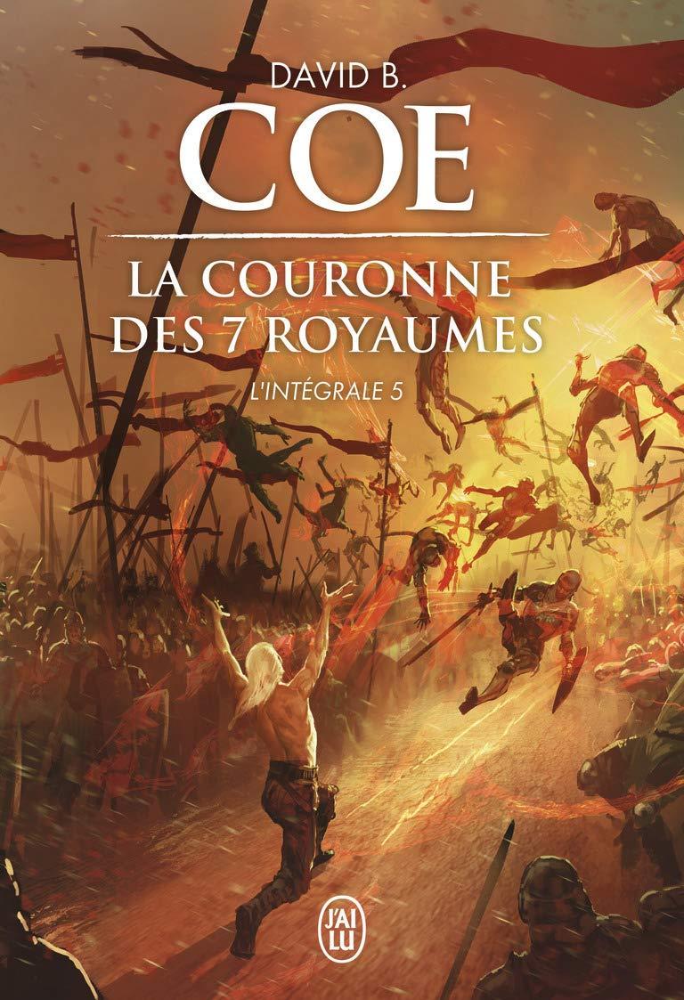 La couronne des 7 royaumes - lintégrale IMAGINAIRE NP: Amazon.es: Coe, David B., Troubac, Sophie: Libros en idiomas extranjeros