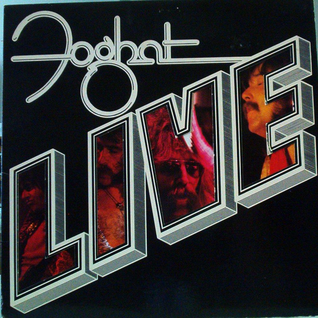 Foghat Live
