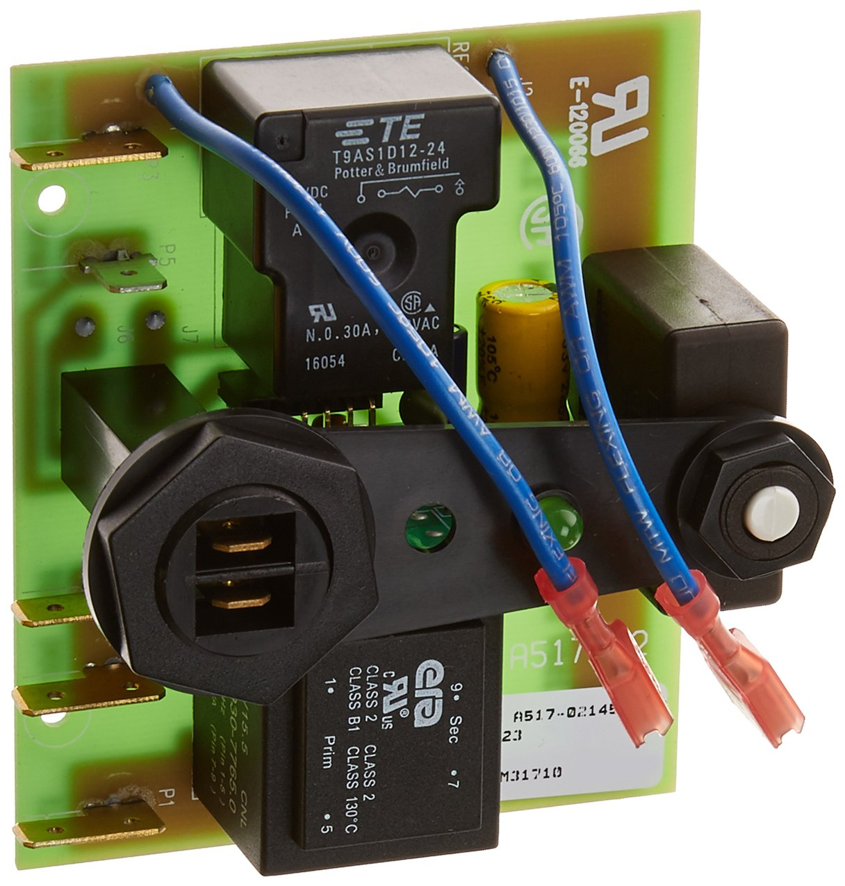 Eureka Circuit Board with Relay Beam 199