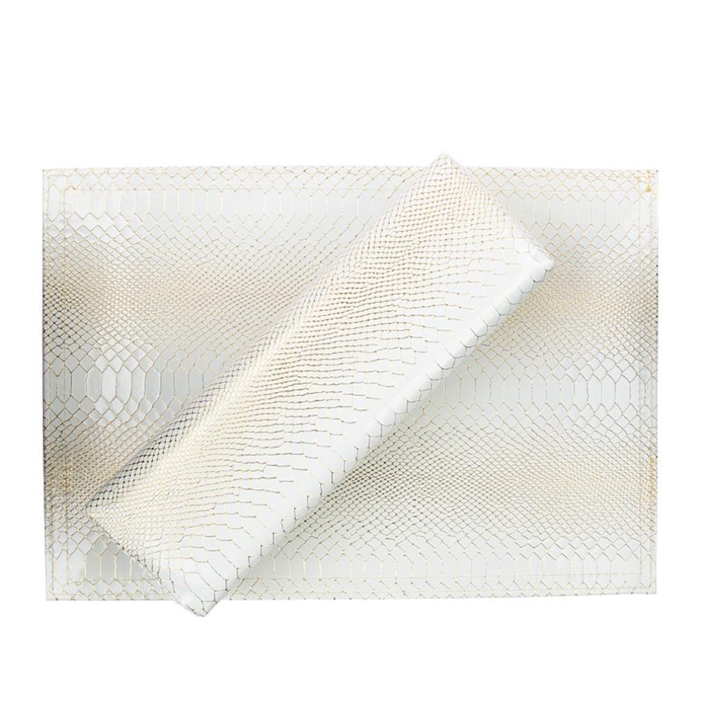 Hunpta Main support Coussin Oreiller ongles Bras de serviette Rest Manucure outils de maquillage blanc blanc