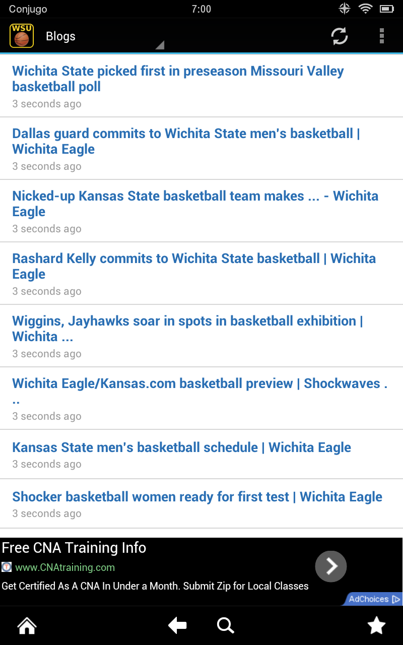 Amazon wichita state basketball appstore for android 000 xflitez Gallery