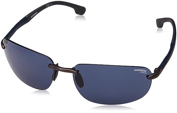 74ec917cff360 Image Unavailable. Image not available for. Colour  Carrera Gradient Rectangular  Men s Sunglasses ...