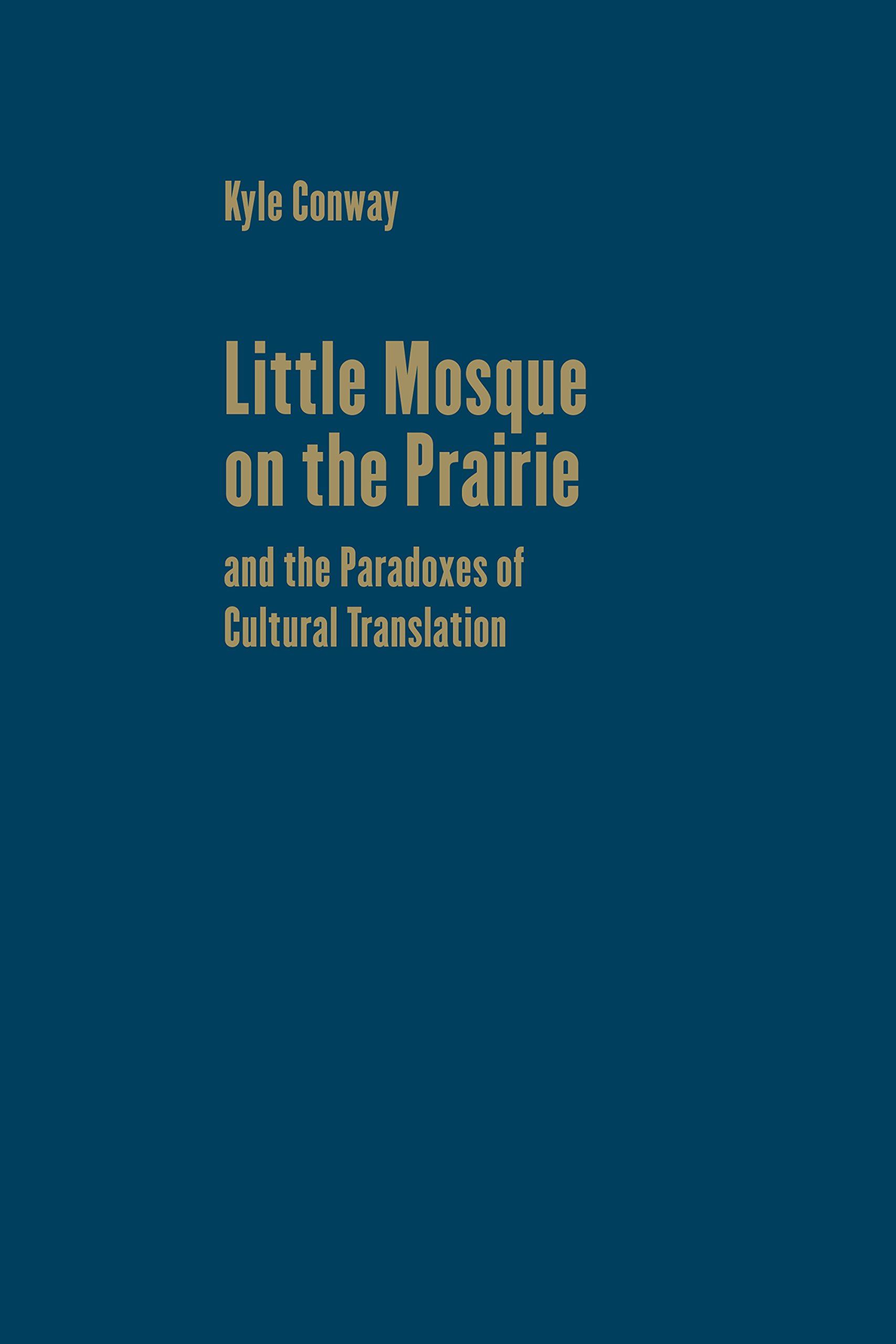 Download Little Mosque on the Prairie and the Paradoxes of Cultural Translation (Cultural Spaces) pdf epub