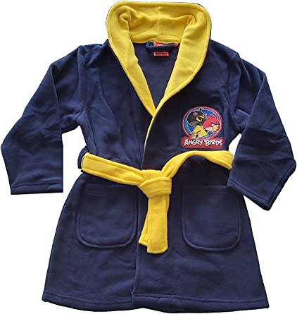 Angry Birds Boys Dressing gown