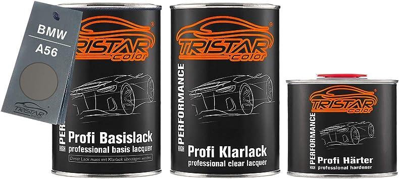 Tristarcolor Autolack Set Dose Spritzfertig Für Bmw A56 Chrome Line Shadow Metallic Basislack 2k Klarlack 2 5l Auto