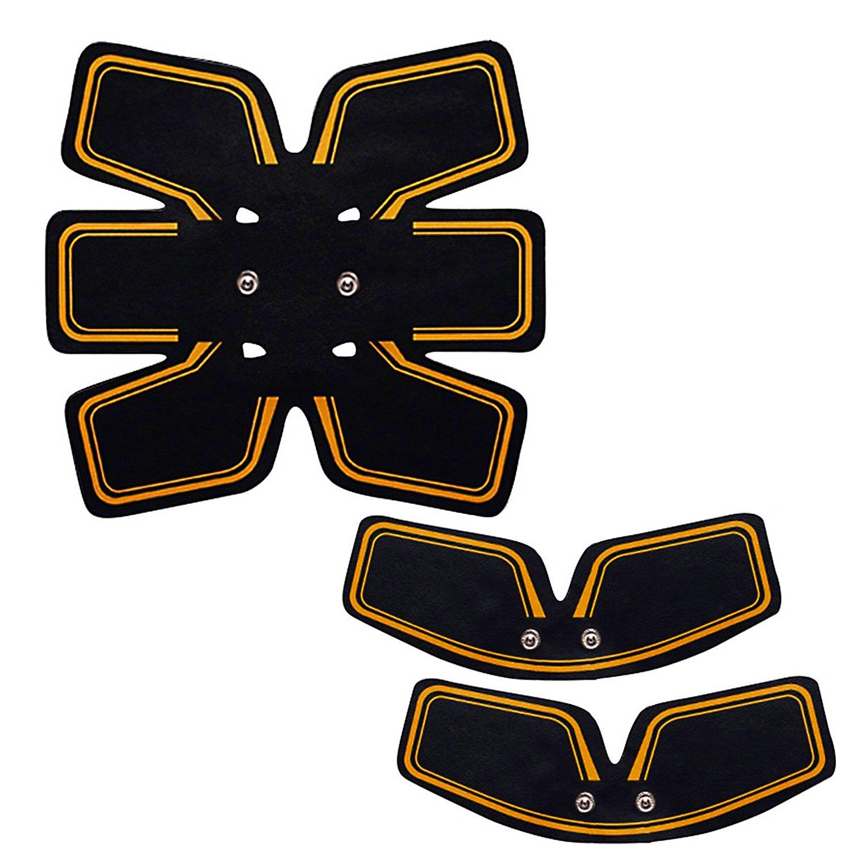 Weijin fitness 02 orange pads