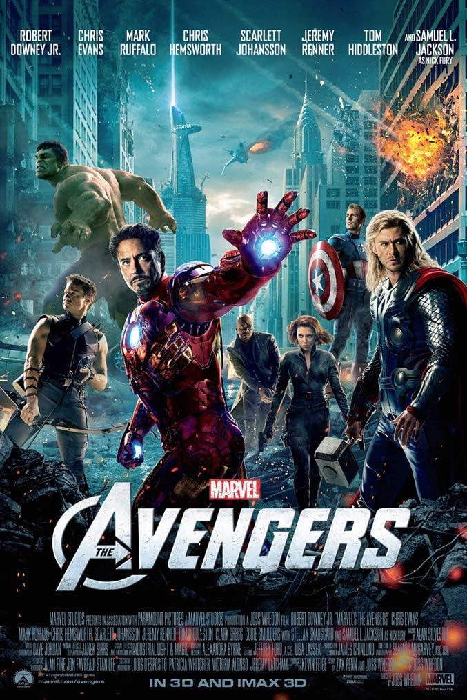 The Avengers 24